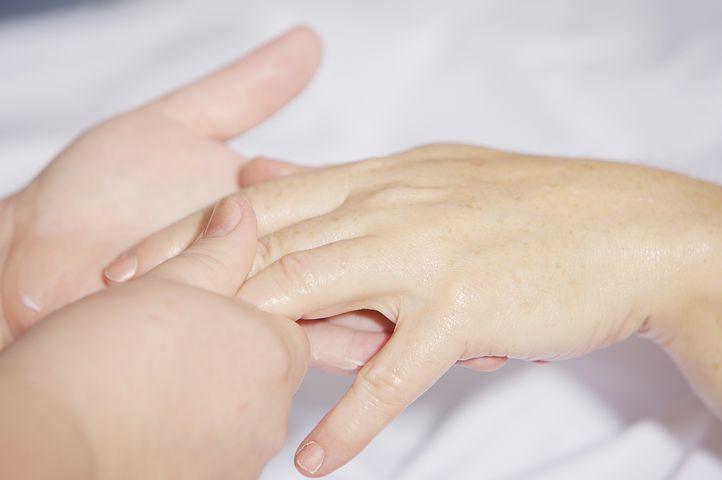 Le massage en institut, un moment de lâcher prise